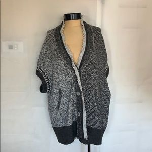 Angel of the North by Anthropologie Sweater Sz. S